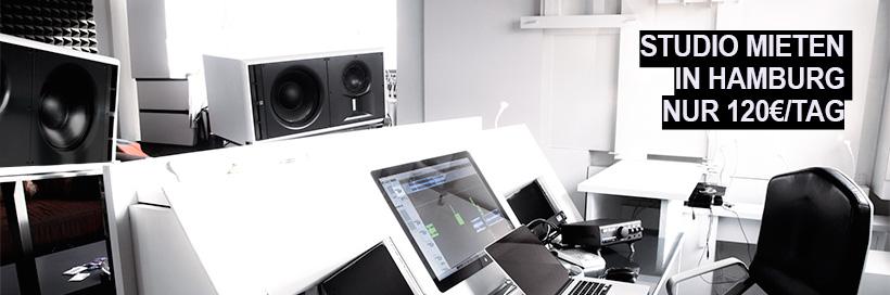 Studio Mieten in Hamburg